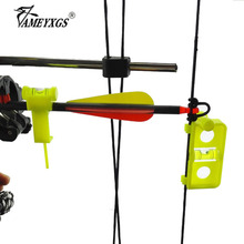 Bow Tuning and Mounting String Level Combo Compound arrow Arrow nok Snap on Archery