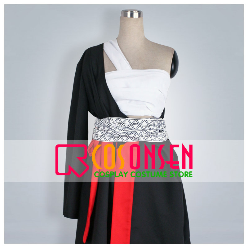 COSPLAYONSEN <font><b>Vocaloid</b></font> Kagamine <font><b>Rin</b></font> <font><b>Cosplay</b></font> Costume Full Set Custom Made image
