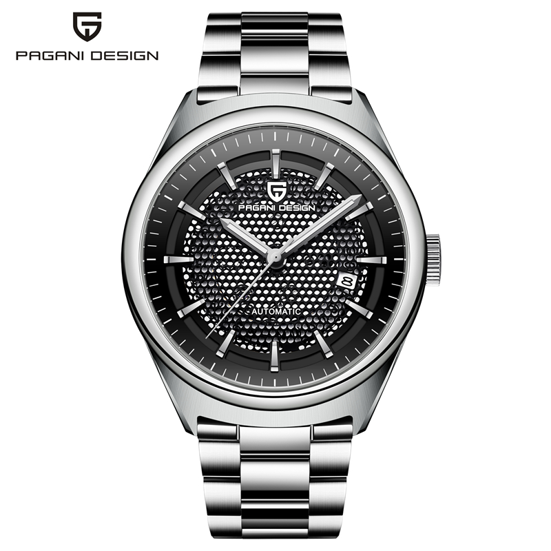 Relogio Masculino Pagani Design Men Automatic Watch Luxury Waterproof Military Mechanical Wrist Watch Army Clock Reloj HombreRelogio Masculino Pagani Design Men Automatic Watch Luxury Waterproof Military Mechanical Wrist Watch Army Clock Reloj Hombre