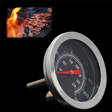 цены на BBQ Accessories Grill Meat Thermometer Dial Temperature Gauge Gage Cooking Food Probe Household Kitchen Tools Stainless steel  в интернет-магазинах