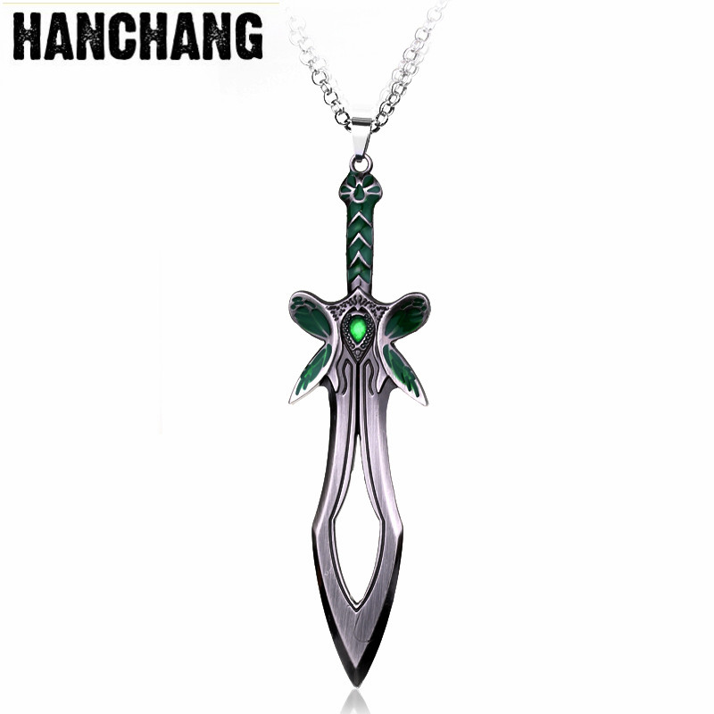 Woodwine Qingdeng Line Demon Dao Ji Shonen Onmyouji Magatama Necklace Pendant Sky Dog Jade-like Glass Mr Costume Props