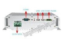 tablet industrial 1037U 1.8GHZ 2GB RAM  Mini Industrial PC  Mini Car PC  Mini Computer  (LBOX-1037U)