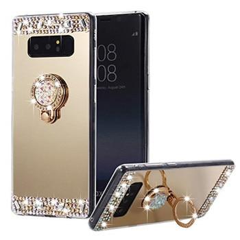 Etui case z uchwytem i brylancikami, Samsung- pasuje do wielu modeli