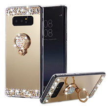 bling Luxury Mirror TPU Phone Case For Samsung J3 J5 J7 NEO A3 A5 A7 2016 2017 Grand Prime Note 9 3 4 5 8 S8 S9 Plus J4 J6 2018(China)