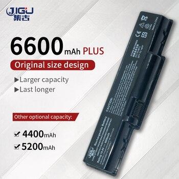 JIGU-Batería de repuesto para portátil, 6 celdas, para Acer Aspire 5735Z 5737Z...