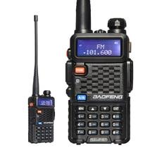 Original Baofeng BF-F8+ Walkie Talkie 5W Dual Band VHF 136-174MHZ UHF 400-520MHZ Two Way Radio Baofeng F8+ CB Ham Radios