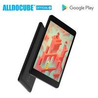 8 дюймов 1200*1920 Tablet PC ALLDOCUBE M8 MTK X20 MT6797 Дека Core Android 8,0 3 GB Оперативная память 32 ГБ Встроенная память двойной 4G телефон ALLDOCUBE Двойной Wi Fi