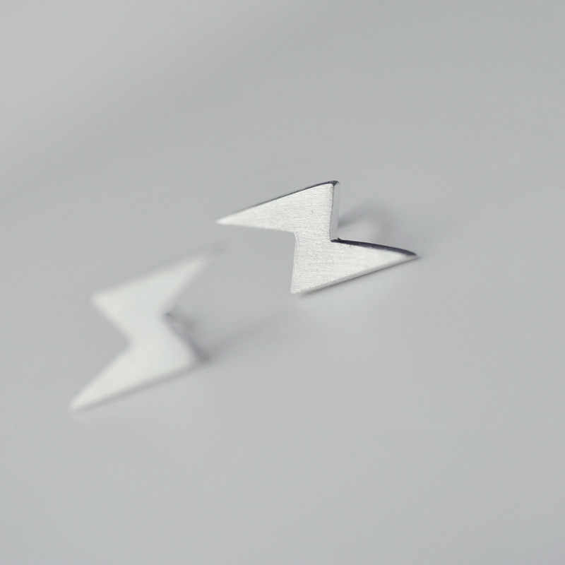100% 925 kolczyki sztyfty ze srebra wysokiej próby dla kobiet kreatywna pani moda Wedding Party biżuteria pendientes eh654