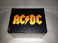 High Quality AC DC CD 17 Disc ACDC Complete Box Set With Albums Music Cd Free