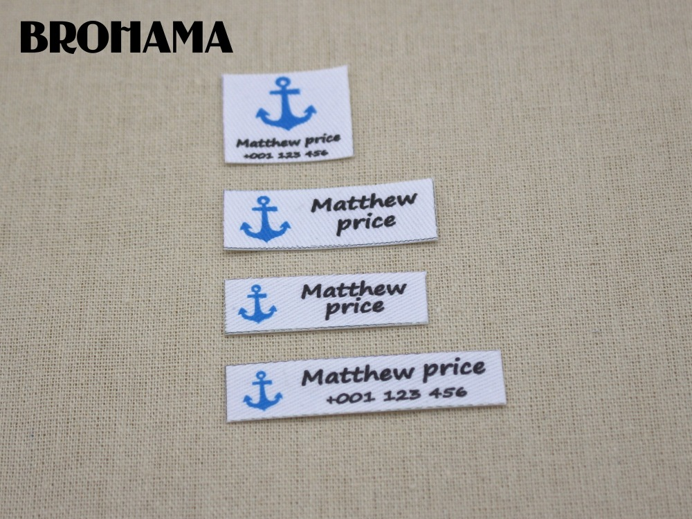 Custom name label, childrens clothing label, ironing label, boy and girl tag, sweet princess (L75)