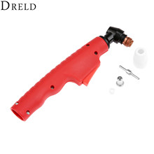 DRELD 1pc PT-31 LG-40 Air Plasma Cutting Torch Head Body for Plasma Cutter Torch Consumables Hand Manual Welding Torch Tools
