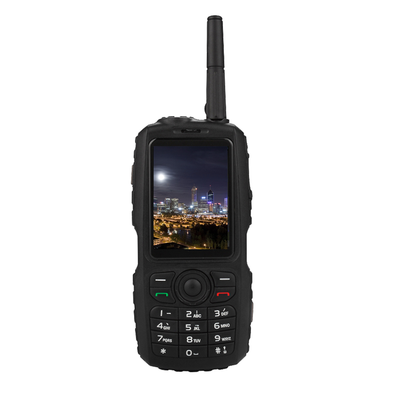 Rugged Waterproof cellphone Android WIFI Outdoor Mobile Phone Mini Small Walkie Talkie Intercom Zello PTT GPS
