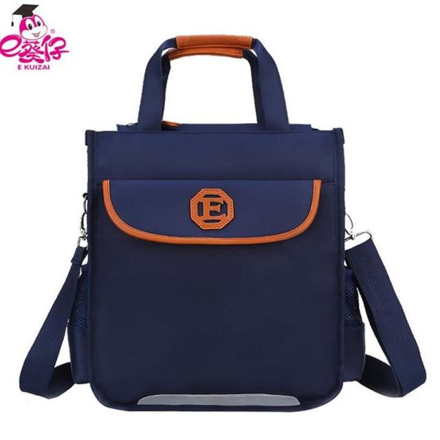 cd3f98aeee9d Luxury Brands Boy Girl School Bags Primary Book Bag Hot Sale Tutorial  Mochila Children Remediation Bag