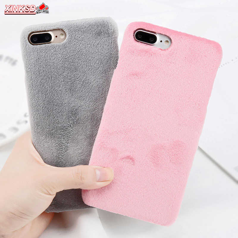 8 iphone cases fluffy