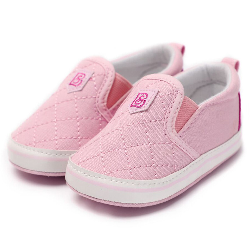 Baby Girl Shoes Baby First Walker Shoes Newborn Sneakers Toddler Girls Shoes First Step Soft Sole Sneaker New Born Boy Prewalker