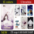Hot sale ! New UV Print Soft TPU Gel Case For ZTE Voyage 4 A610 BA610 Cases TPU Gel Back Cover Soft Silicone Wholesale Or Retail