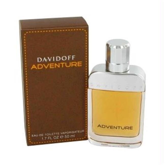 Davidoff Adventure By Davidoff Eau De Toilette Spray 3.4 Oz davidoff echo w edp 30