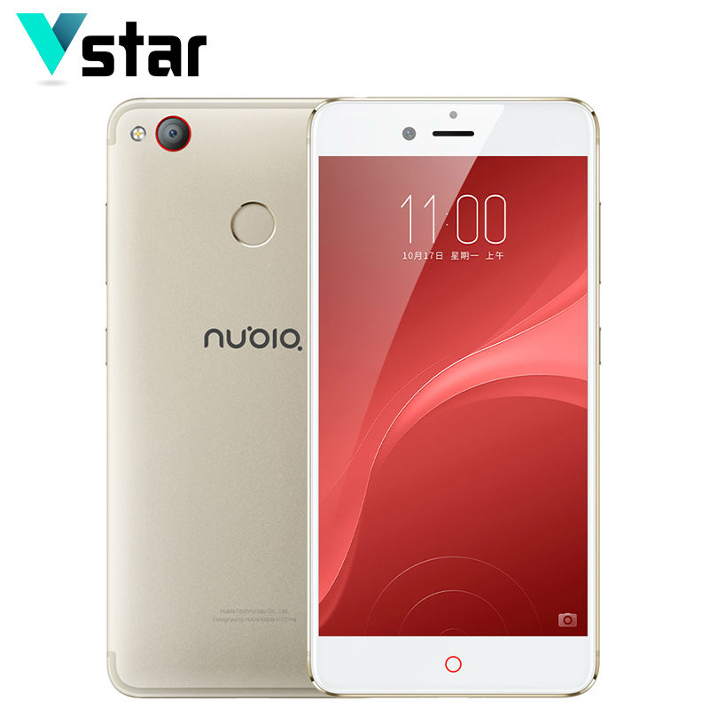 5 2 Nubia Z11 Mini S Snapdragon MSM8953 Octa Core Android 6 0 Smart Phone 4GB