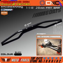 SIXDAYS-guidon de barre de guidon pour moto KTM SX SXF EXC XCW EXCF Freeride Enduro CRF YZF WRF KXF, barre de poignée 1-1/8