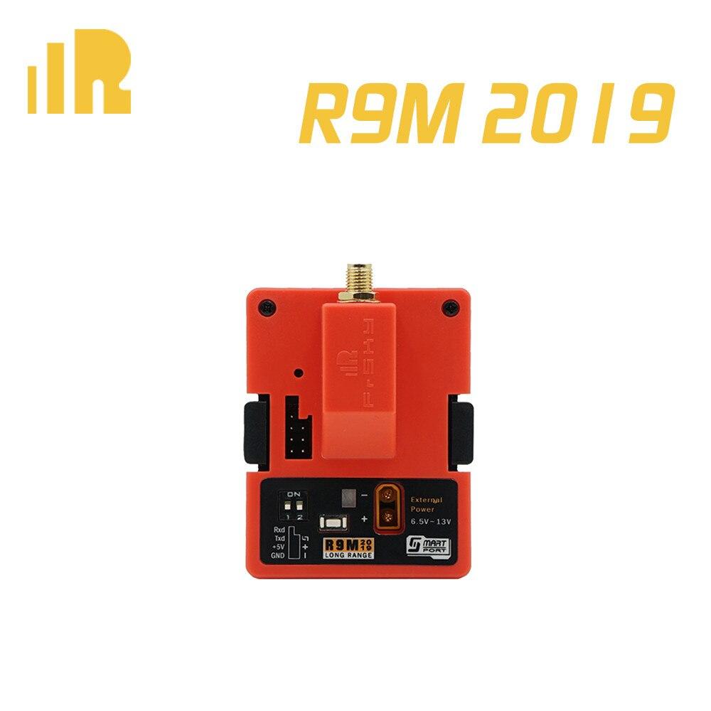 FrSky R9M 2019 900MHz Module émetteur à Port intelligent longue portée Compatible télémétrie série R9