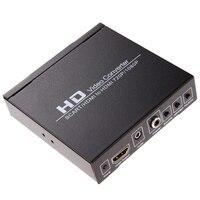 Scart HDMI To HDMI 720P 1080P HD Video Converter Box For HDTV DVD STB P4PM
