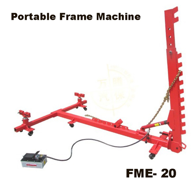 FME 20 portable auto body collision repair frame machine-in Car ...
