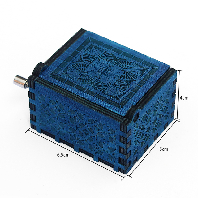 Wooden Music Box Game Of Thrones 3