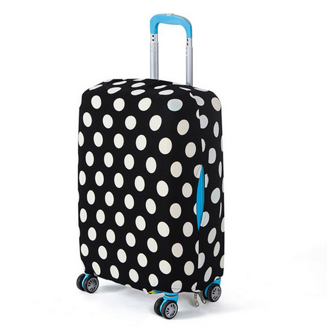 Suitcase Case Cover Travel Luggage Cover Protector Elastic Travel Cover For Suitcase Stretch Protetive Cover for 18-30 inch Case