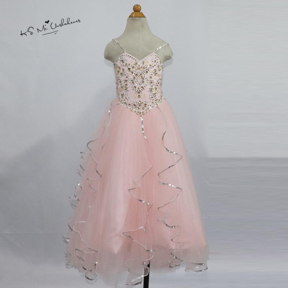 Vestido Daminha Sexy Children Images   Flower     Girl     Dress   for Weddings First Communion   Dresses   for   Girls   Pageant   Dresses   for   Girls