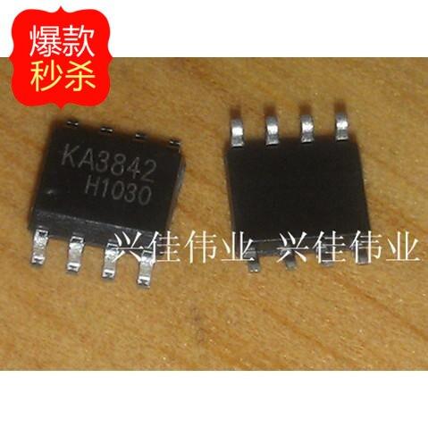 10 шт. Новый KA3842 KA3842A KA3842B СОП Импульсные блоки питания контроллер
