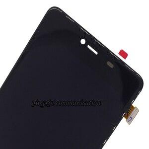 Image 3 - 5.0 inç Highscreen Güç Rage Için ekran + dokunmatik ekran digitizer değiştirir Mavi Enerji X2 E050U LCD onarım parçaları Ücretsiz kargo