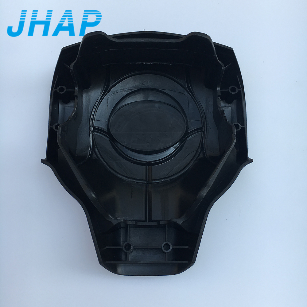 High Quality Plastic Cover For 2005 2011 RAV4 Steering Wheel Cover Include Emblem in Steering Covers from Automobiles Motorcycles