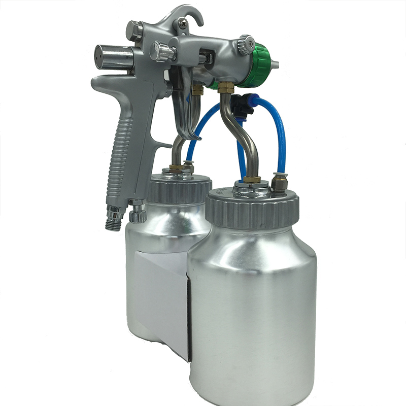SAT1200 purškiamų putų mašina automatinis dažų purškimo - Elektriniai įrankiai - Nuotrauka 3