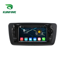 Android 7.1 Quad Core 2GB RAM Car DVD GPS Navigation Multimedia Player Car Stereo for Seat Ibiza 2009-2013 Radio Headunit