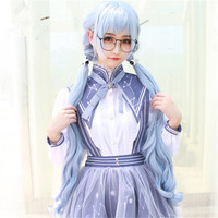 Lolita Hot Lady Girls Cute Sweet Anime Game Miracle Nikki Cosplay Daily Summer Dress Skirt Full Sets