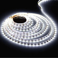 2017 New Arrival 5M 3528 SMD White waterproof 300 Led Strip Light Car 12V 16.4ft Lamp Tape Strips fo Car Decor
