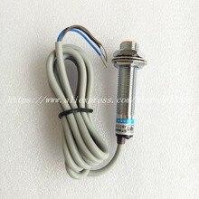 5 pcs M12 6 36VDC 3 Fio Interruptor Do Sensor De Proximidade NPN PNP 300mA Sn 2mm LJ12A3 2 Z/BX AX AY