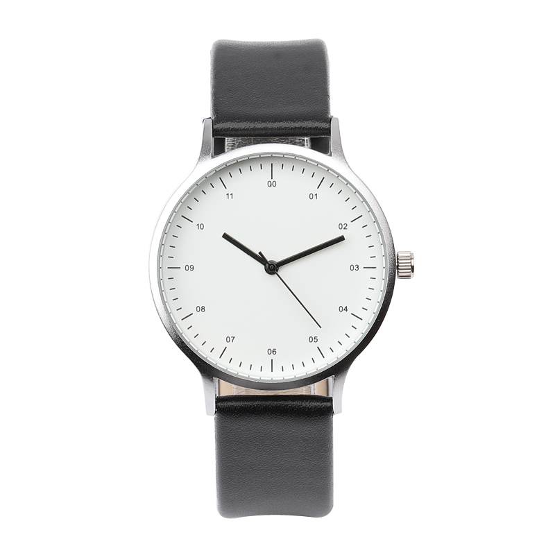 New Simple Casual Men's Watches Leather Waterproof Simple Vintage Fashion Quartz Watch Men Sport Military Army Wristwatch