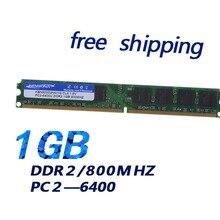 KEMBONA Brand New Sealed DDR2 800 / PC2 6400 ddr2 1GB desktop RAM Memory / Lifetime warranty / Free Shipping!!!