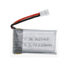 3 7V 720 Mah Lipo Battery Backup For SYMA X5C X5SC X5SW Helicoptor font b Drone