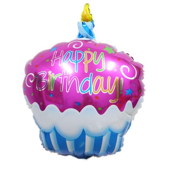 Birthday Candle balloon helium Foil Balloons Happy Birthday Party Decorations Kids birthday balloons Air Balls 68cm 1pc (1)