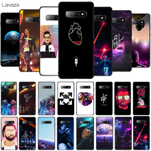 Lavaza PNL Rapper Soft Phone Cover for Samsung Galaxy S8 S9 S10 Plus A6 A8 A9 2018 A30 A50 TPU Case