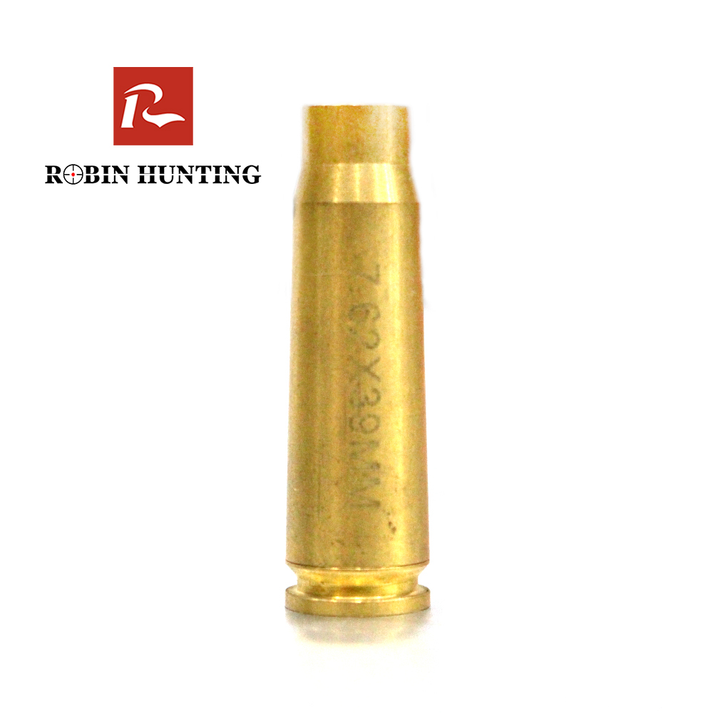 Robin Hunting 7.62X39 Red Dot Laser Sight For Air Gun Rifle Hunting Tactical Accessories Cartridge Bore Sight Laser Boresighter