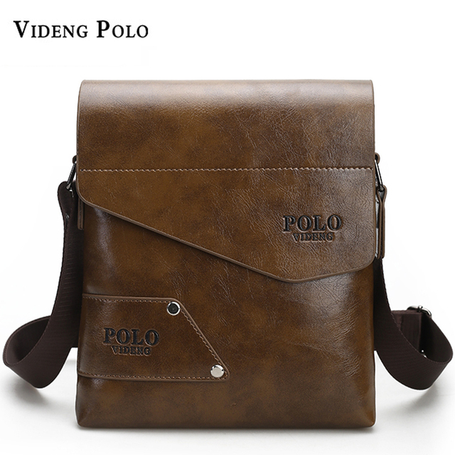 Aliexpress.com : Buy 2017 new famous brands POLO men messenger ...