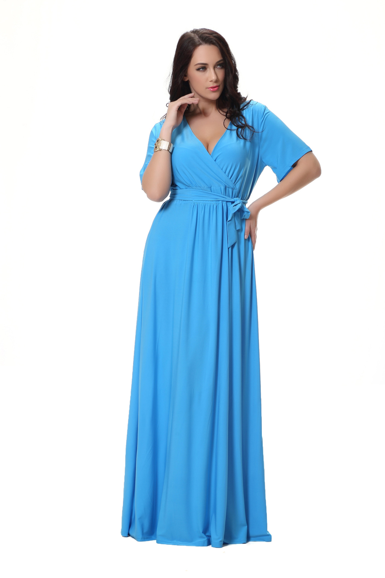Colorful Party Dresses Plus Size Women Gift - All Wedding Dresses ...