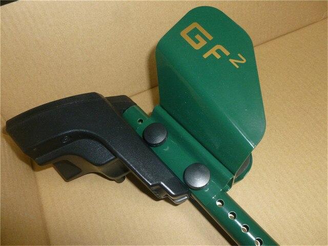 Professional Metal Detector GF2 Underground Metal Detector Gold High Sensitivity and LCD Display Metal Detector Finder+Free Ship
