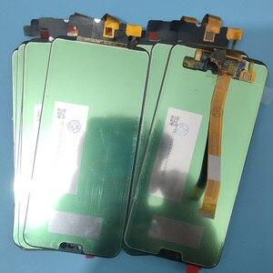 Image 3 - 10 Teile/los LCD Display Für HUAWEI P20 Lite ANE LX3 ANE LX1 LCD Display Touchscreen Digitizer Für Huawei P20 Lite AMOLED