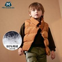 Children Warm Jacket Baby Girls Outerwear Coats Kids Vest Boys Jackets Autumn Winter Thicken Waistcoats