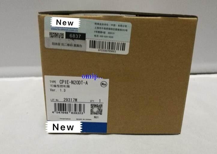 1 year warranty New original In box CP1E-N20DT-A new original authentic plc cp1e e20sdr a one year warranty