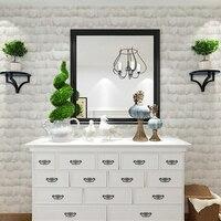 Feder Tapete Einfachen Mode Dicke Wasserdichte Geprägte Hohe Grade PVC Wohnzimmer Wand Papierrolle
